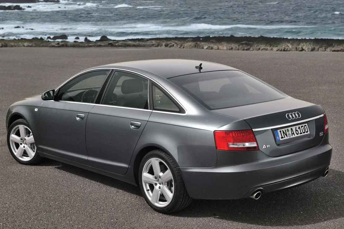 Audi A6 1 8 2008 Technical Specifications Interior And Exterior Photo