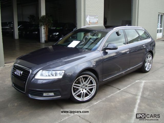 audi a6 3.0 2009 technical specifications | interior and exterior