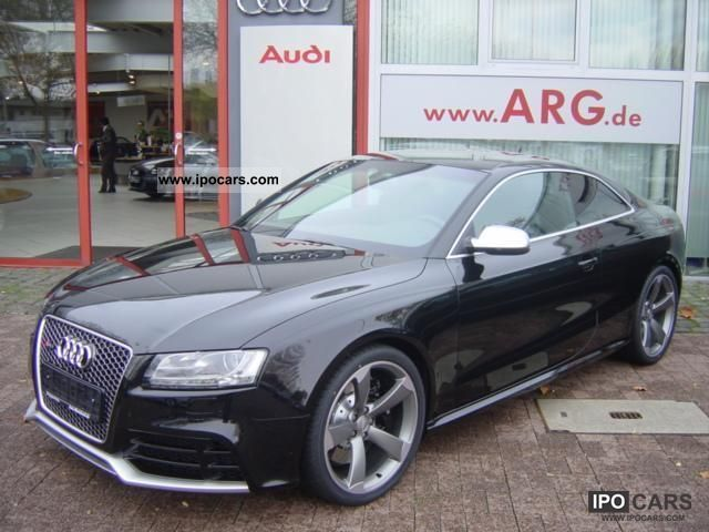 Audi RS 5 4 2 2010 Technical specifications