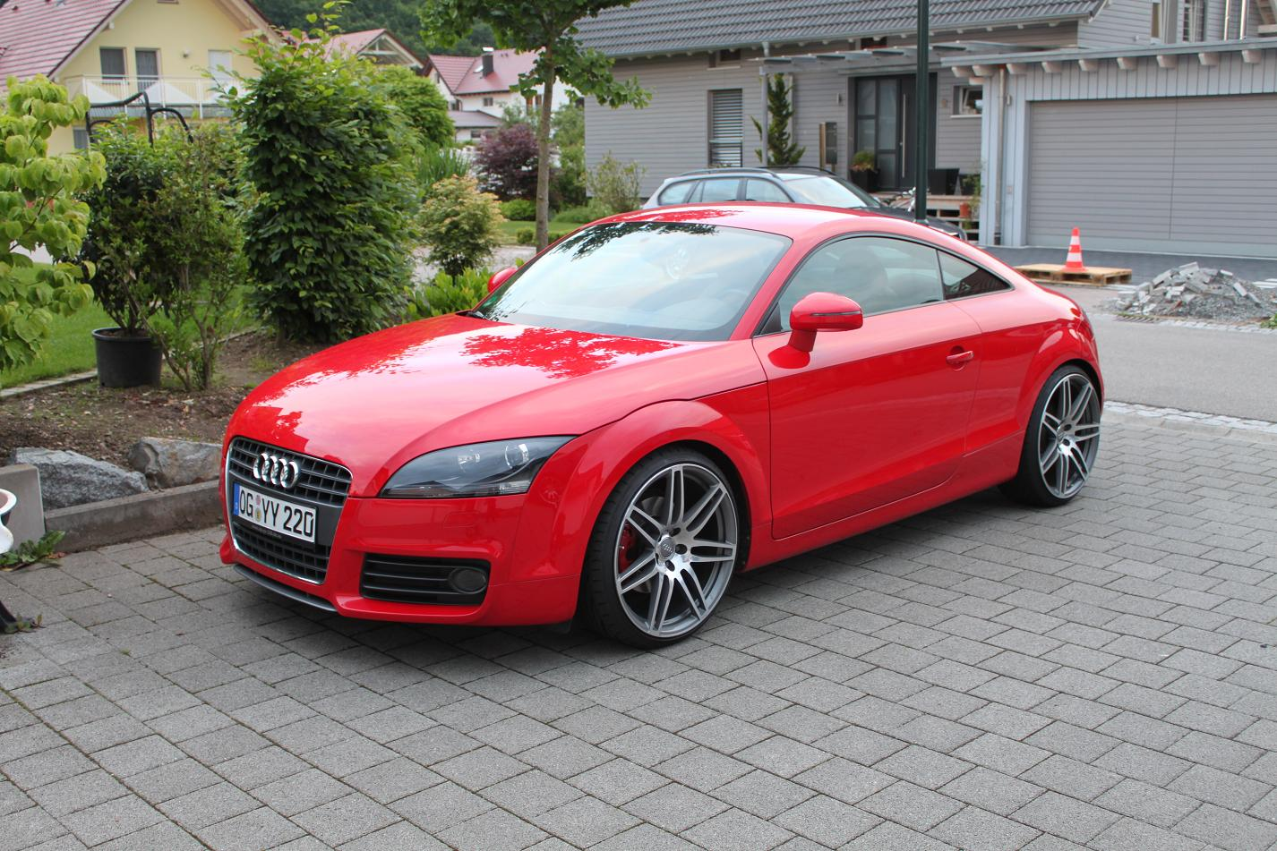 audi tt 1 8 2010 technical specifications interior and. Black Bedroom Furniture Sets. Home Design Ideas