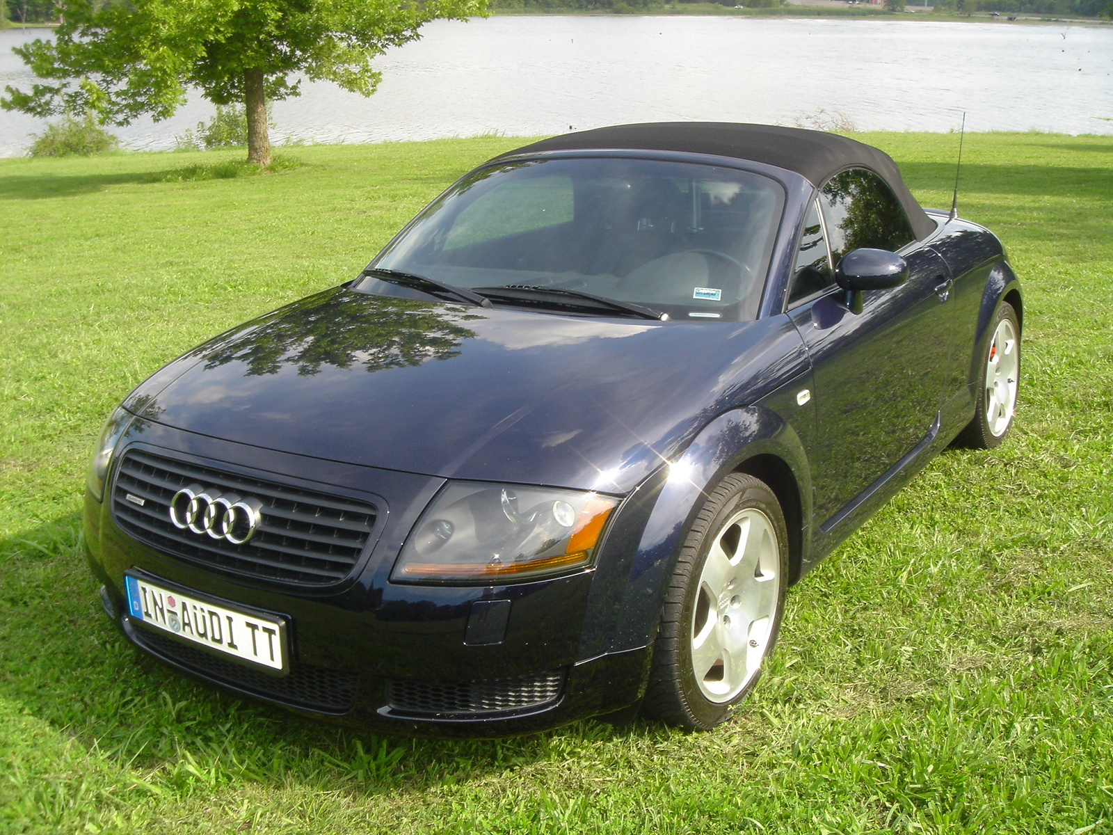 audi tt 3 2 2002 technical specifications interior and. Black Bedroom Furniture Sets. Home Design Ideas