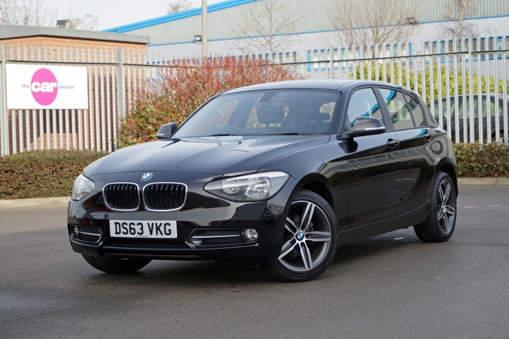 BMW 1 series 116d 2013 photo - 1