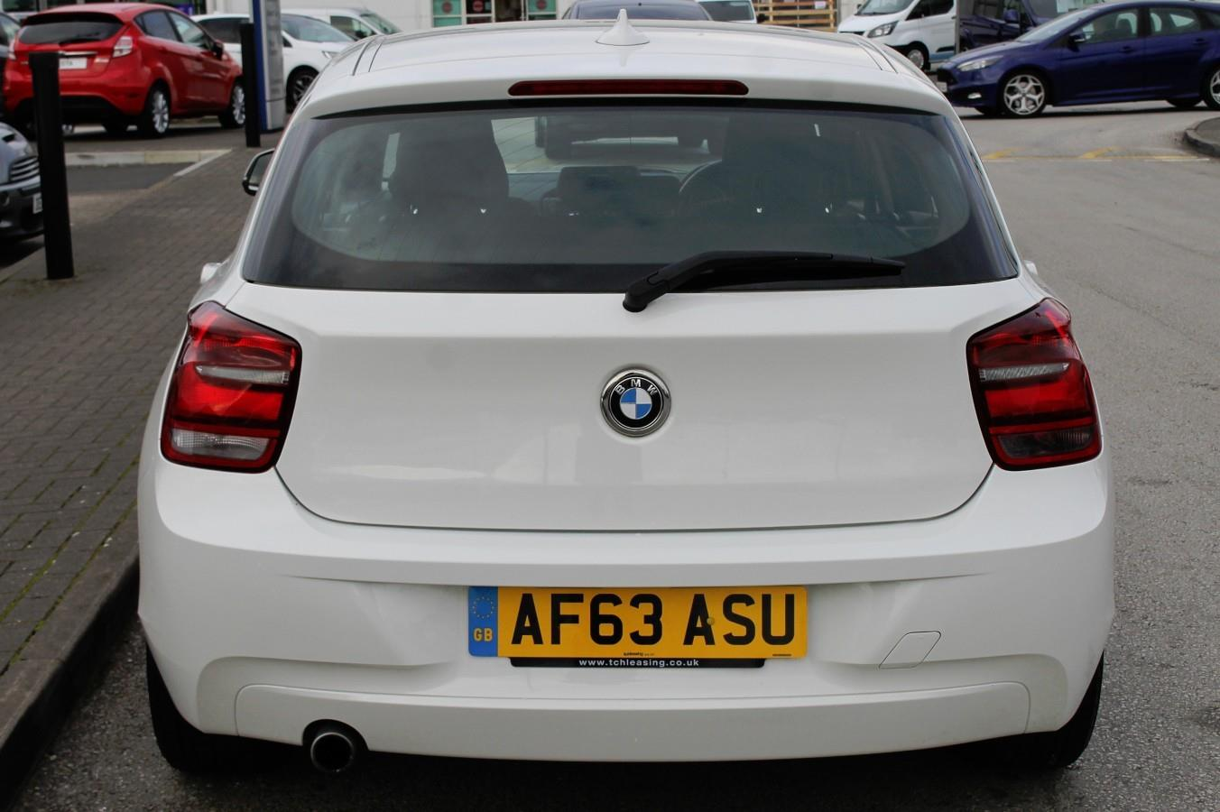 BMW 1 series 116d 2013 photo - 10