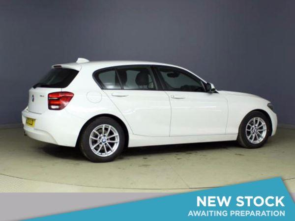 BMW 1 series 116d 2013 photo - 11