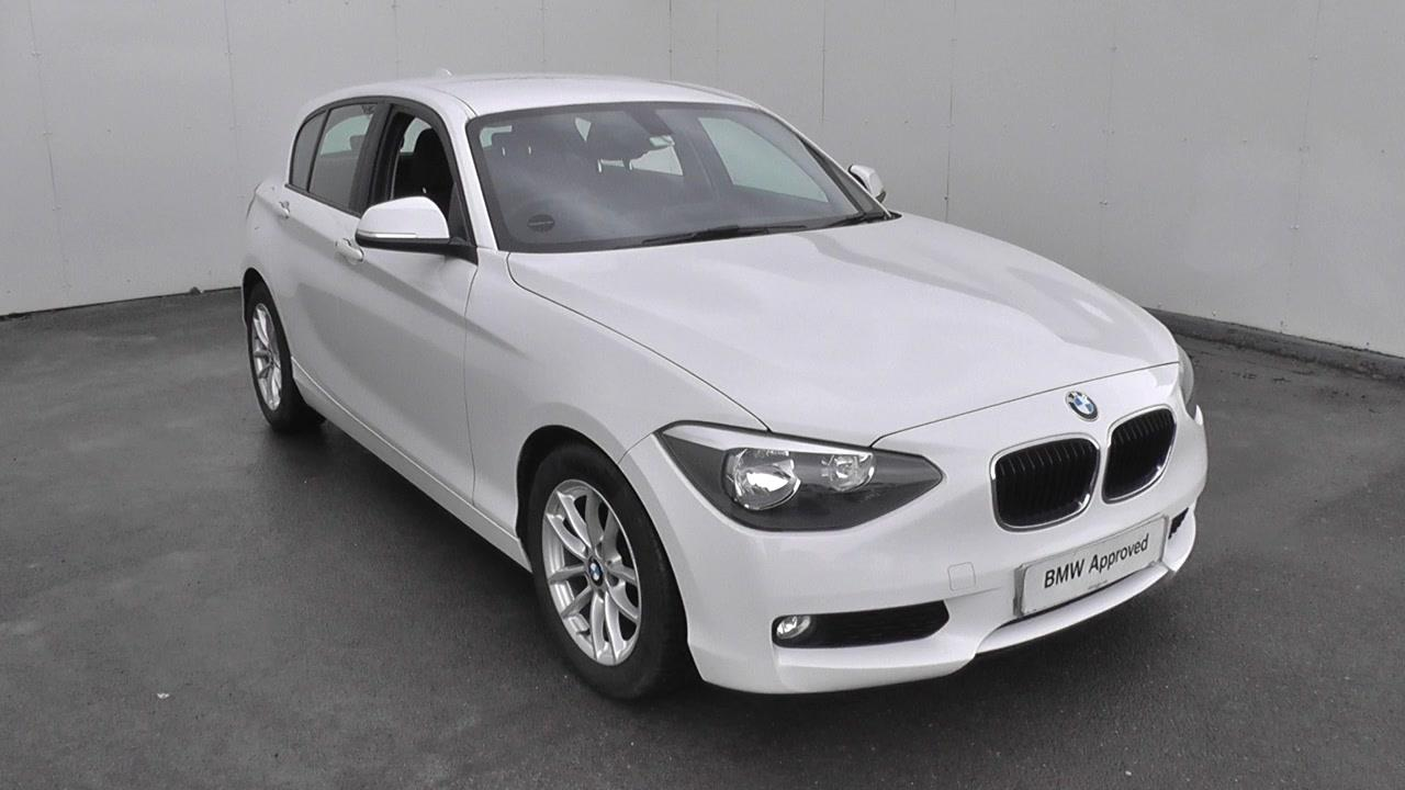 BMW 1 series 116d 2013 photo - 12
