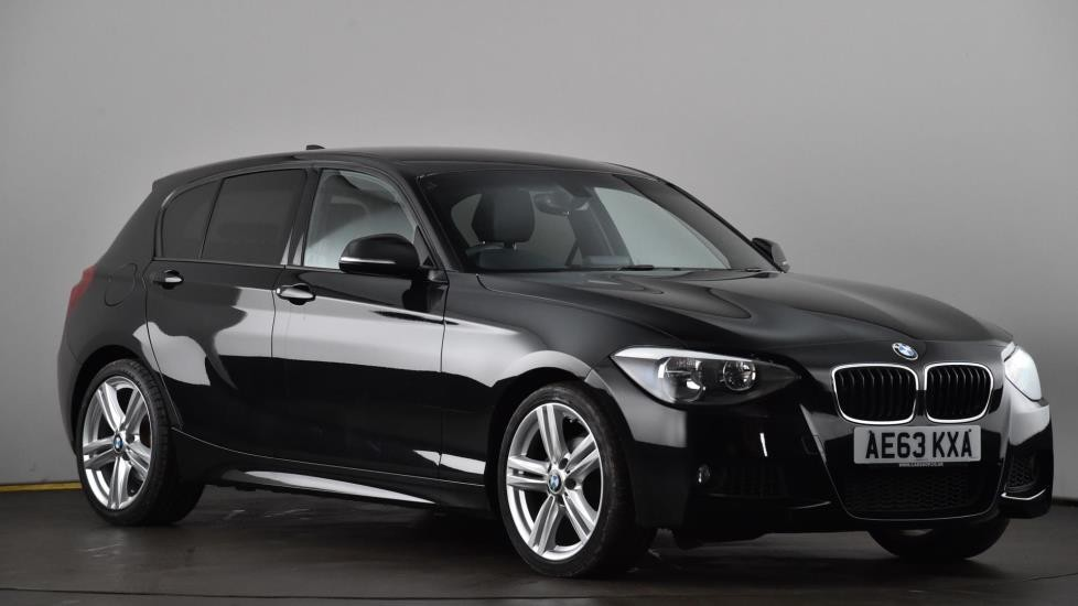 BMW 1 series 116d 2013 photo - 2