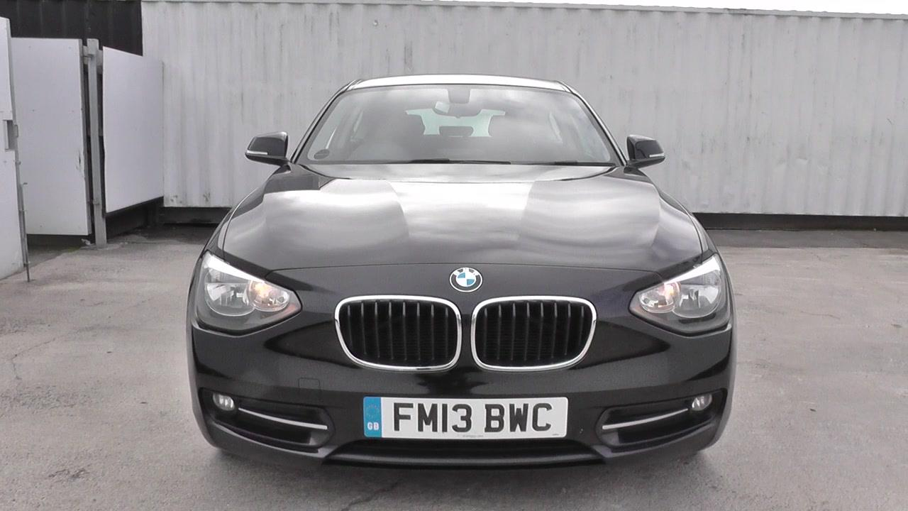 BMW 1 series 116d 2013 photo - 6