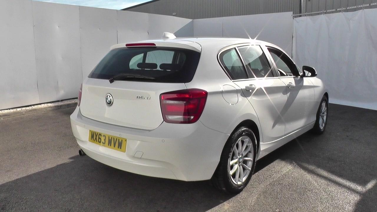 BMW 1 series 116d 2013 photo - 7
