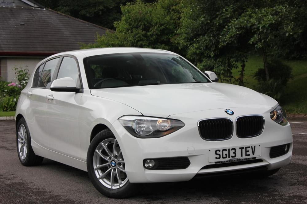 BMW 1 series 116d 2013 photo - 8