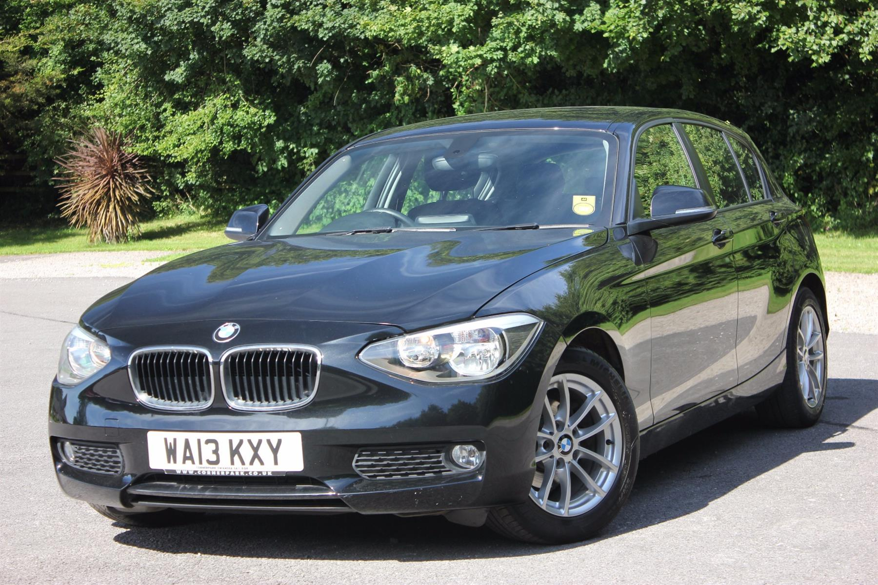 BMW 1 series 116d 2013 photo - 9