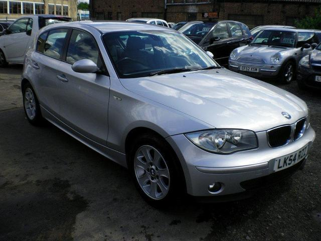 BMW 1 series 116i 2004 photo - 10