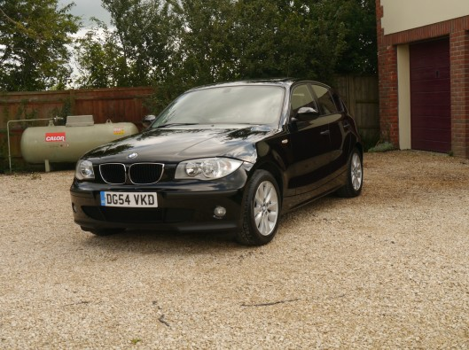 BMW 1 series 116i 2004 photo - 12