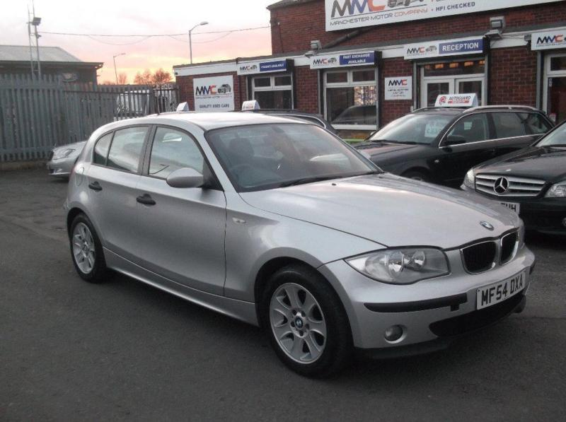 BMW 1 series 116i 2004 photo - 2