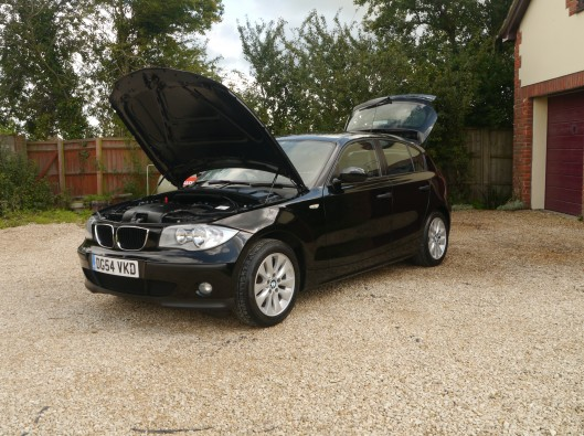 BMW 1 series 116i 2004 photo - 3