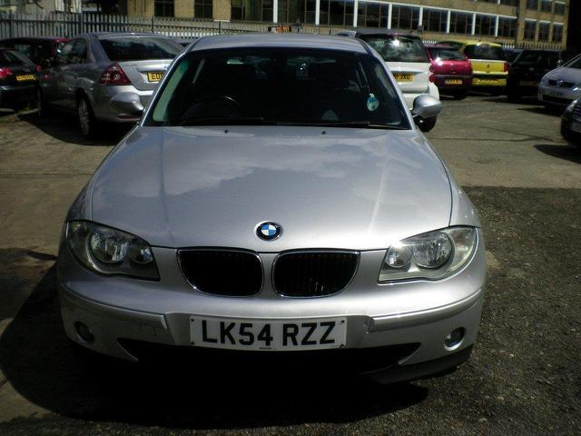 BMW 1 series 116i 2004 photo - 4