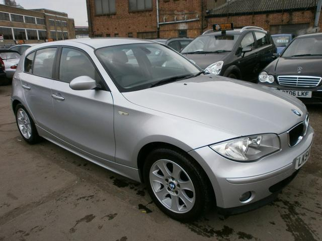 BMW 1 series 116i 2004 photo - 6