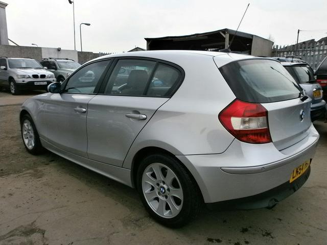 BMW 1 series 116i 2004 photo - 7