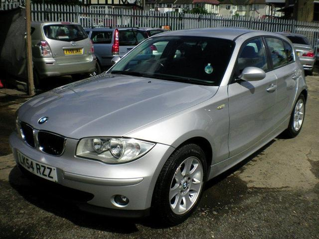 BMW 1 series 116i 2004 photo - 8