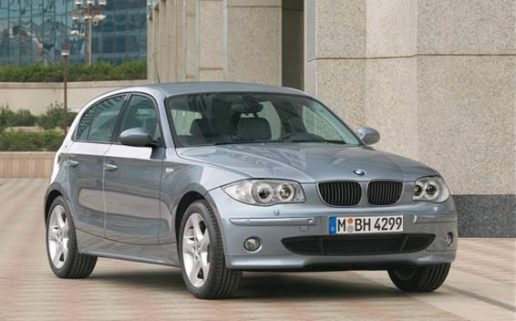 BMW 1 series 116i 2004 photo - 9