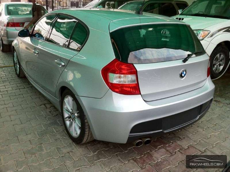 bmw 1 series 116i 2006 technical specifications interior. Black Bedroom Furniture Sets. Home Design Ideas