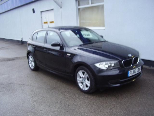 BMW 1 series 116i 2007 photo - 10