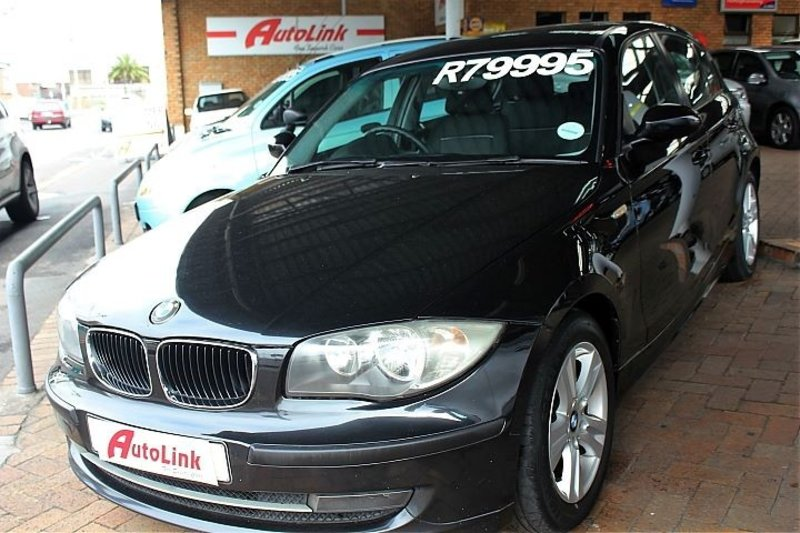 BMW 1 series 116i 2007 photo - 11