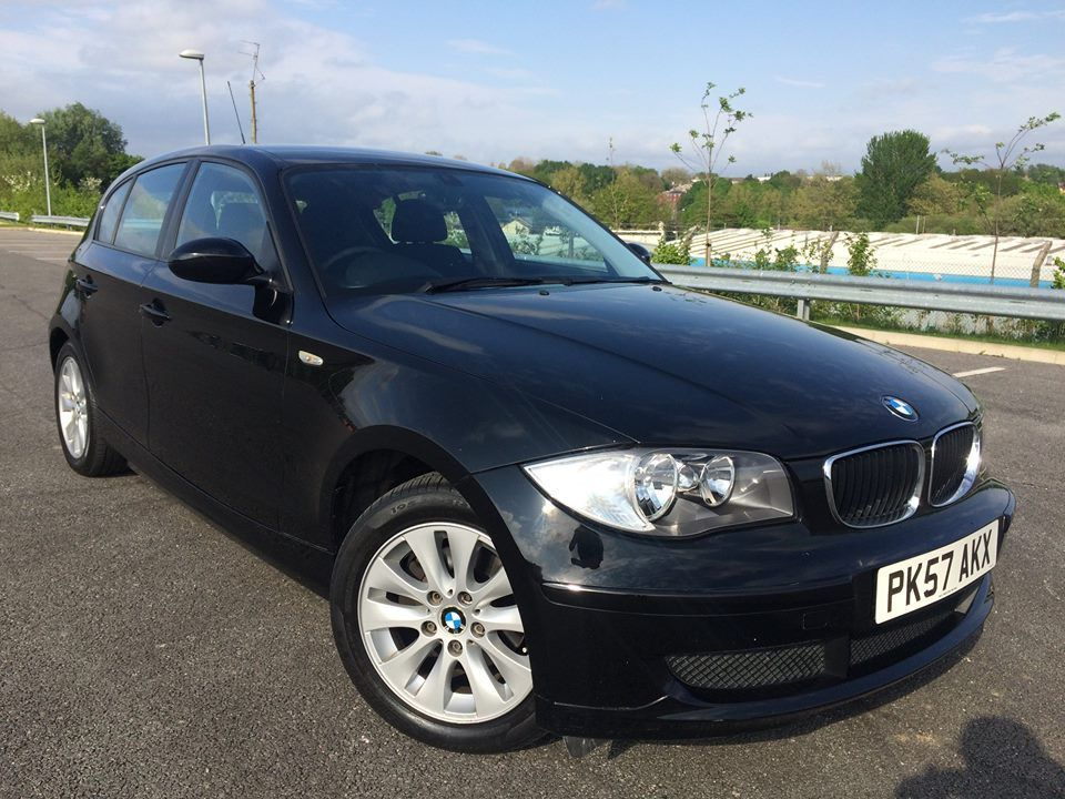 BMW 1 series 116i 2007 photo - 6