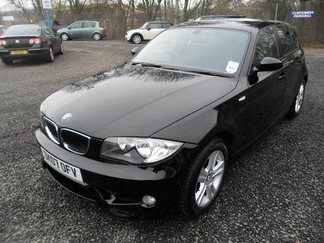 BMW 1 series 116i 2007 photo - 7
