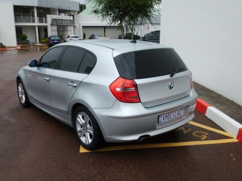 BMW 1 series 116i 2007 photo - 9