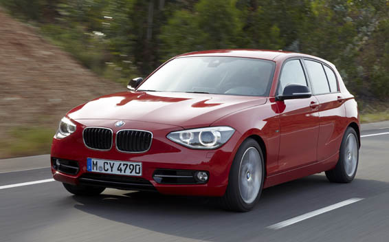 BMW 1 series 116i 2014 photo - 10
