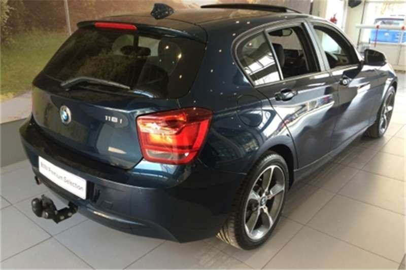 BMW 1 series 116i 2014 photo - 3