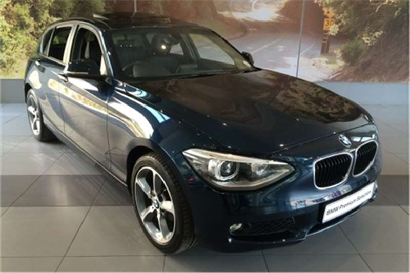 BMW 1 series 116i 2014 photo - 4