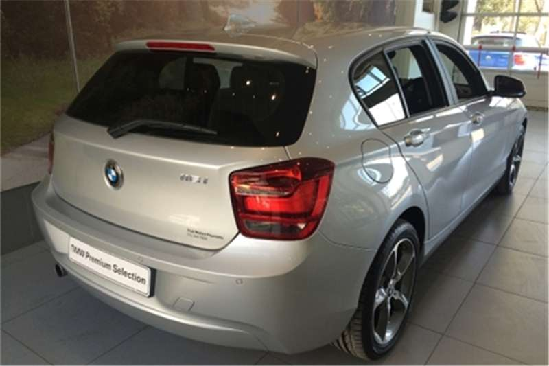 BMW 1 series 116i 2014 photo - 6