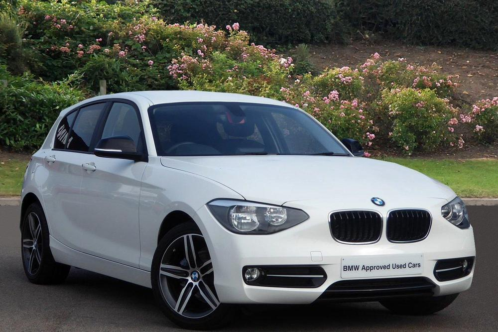BMW 1 series 116i 2014 photo - 8