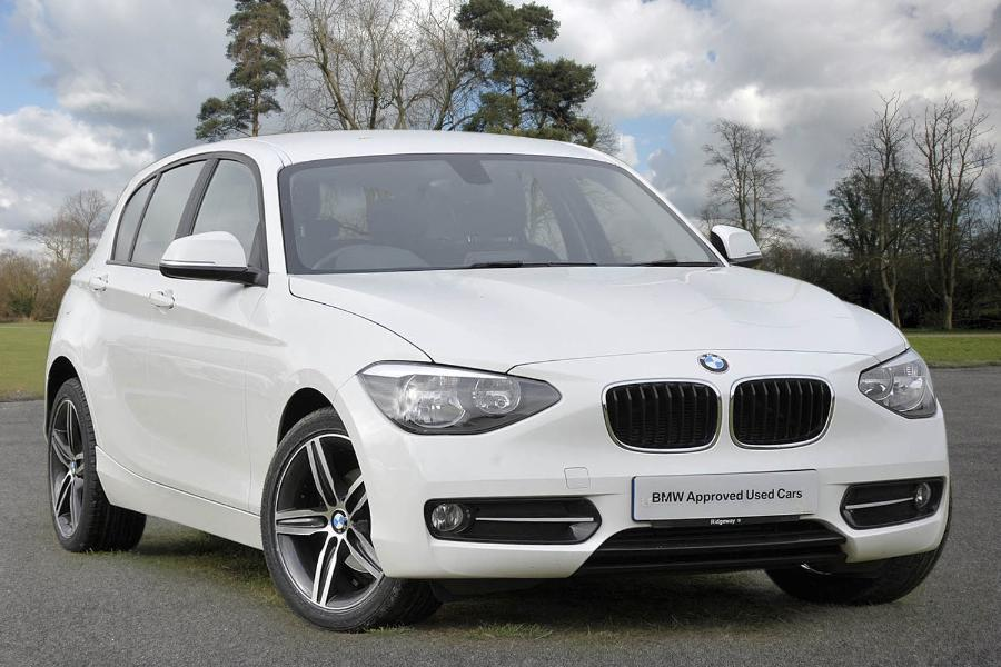 BMW 1 series 116i 2014 photo - 9