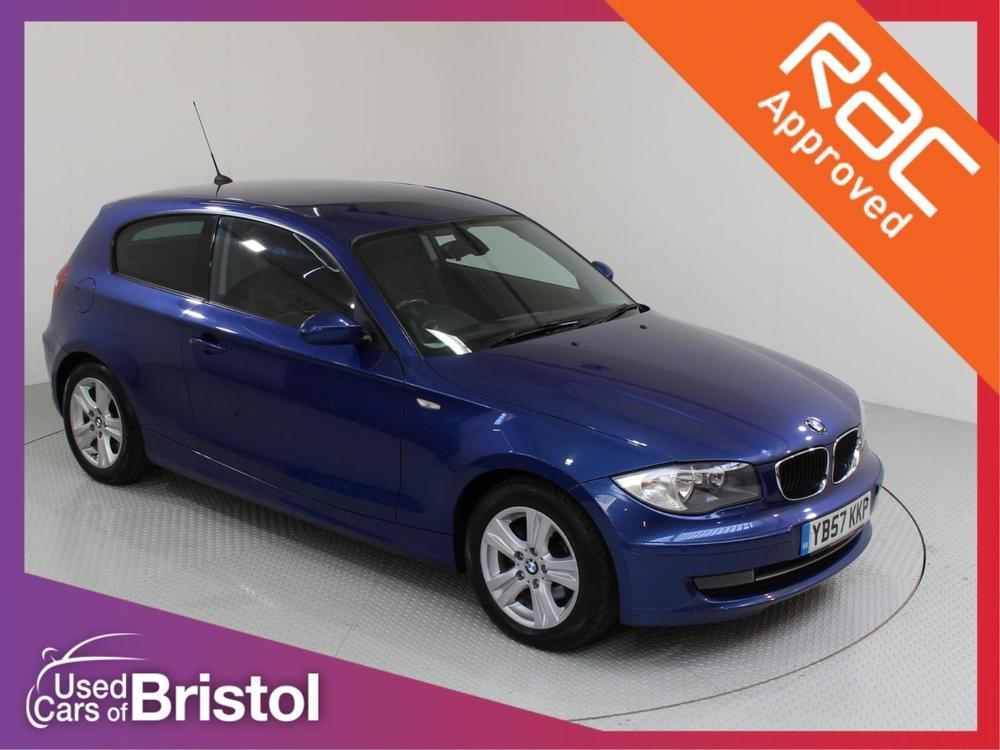 BMW 1 series 118d 2007 photo - 10