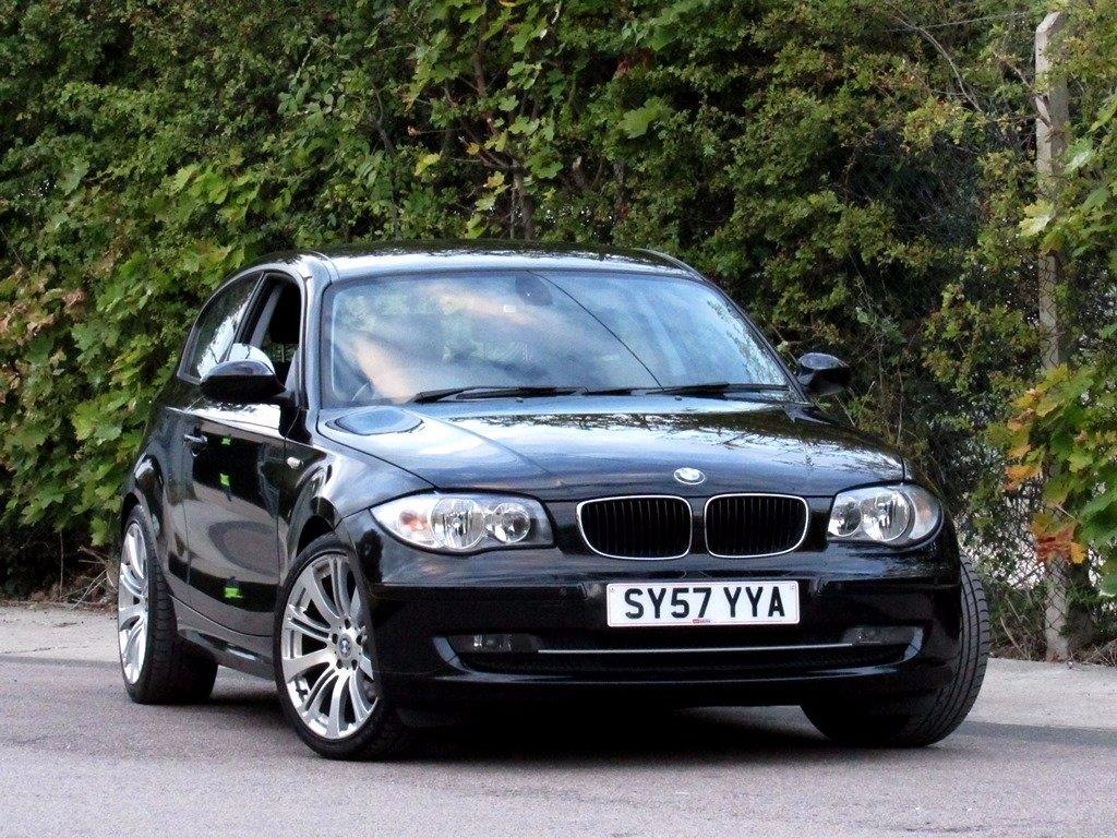 BMW 1 series 118d 2007 photo - 7