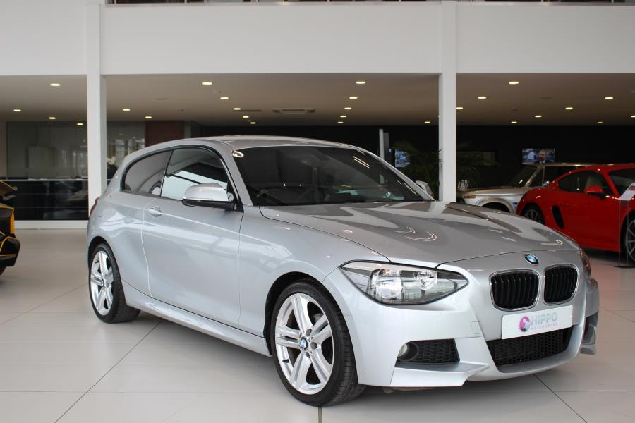 BMW 1 series 118d 2012 photo - 3