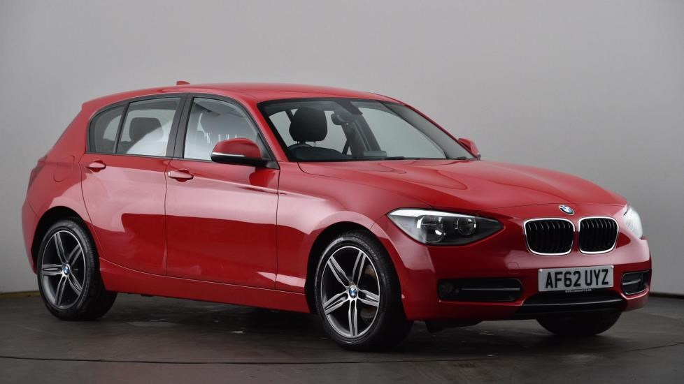 BMW 1 series 118d 2012 photo - 6