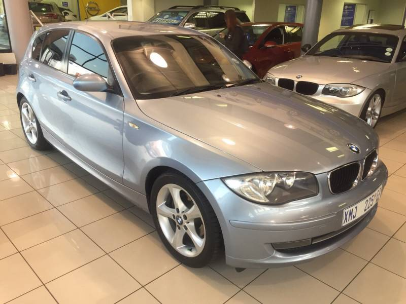 BMW 1 series 118i 2008 photo - 3