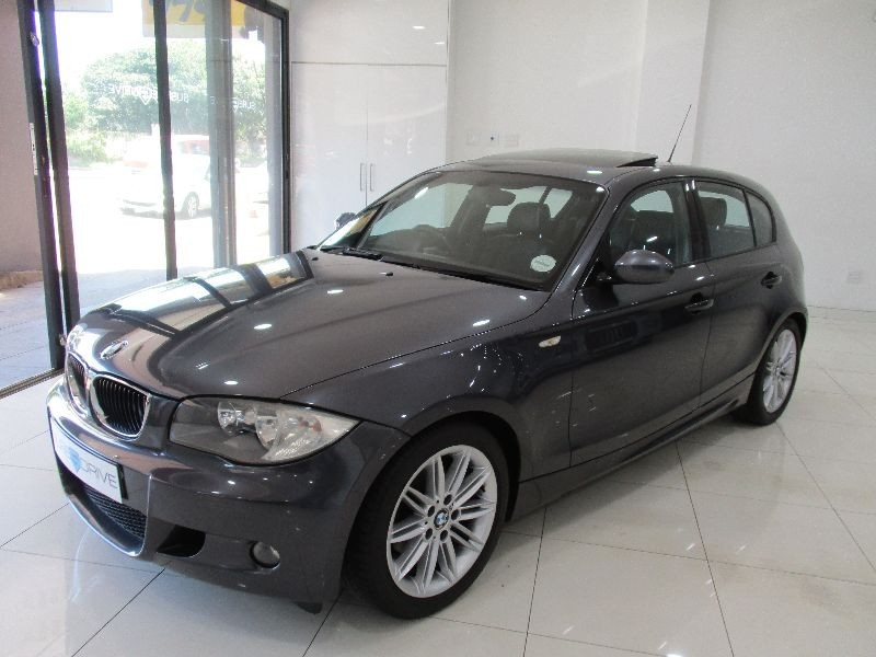 BMW 1 series 118i 2008 photo - 4