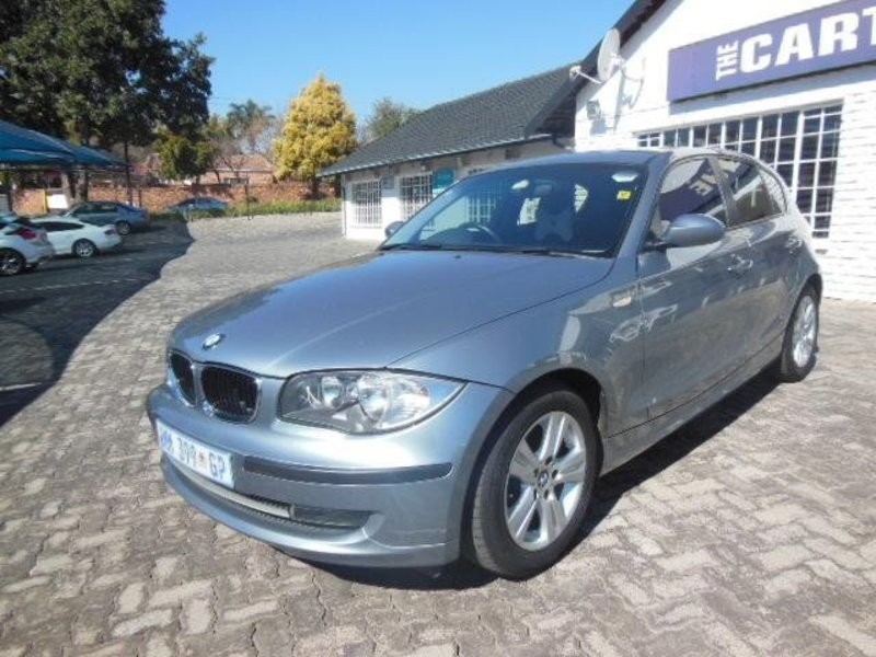 BMW 1 series 118i 2008 photo - 5