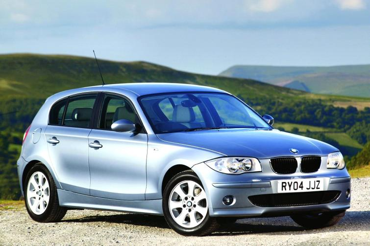 BMW 1 series 120d 2004 photo - 1