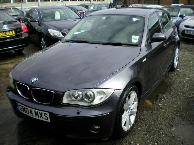 BMW 1 series 120d 2004 photo - 5