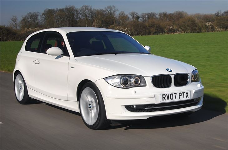 BMW 1 series 120d 2004 photo - 8