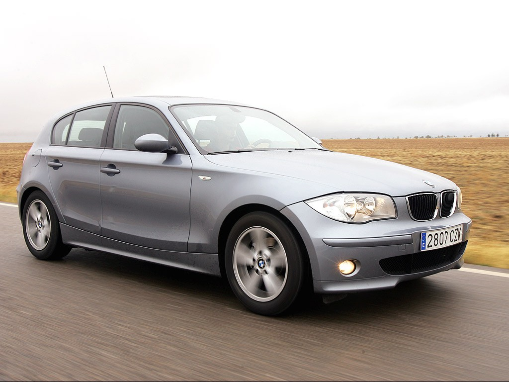 BMW 1 series 120d 2004 photo - 9