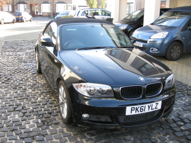 BMW 1 series 120d 2011 photo - 11