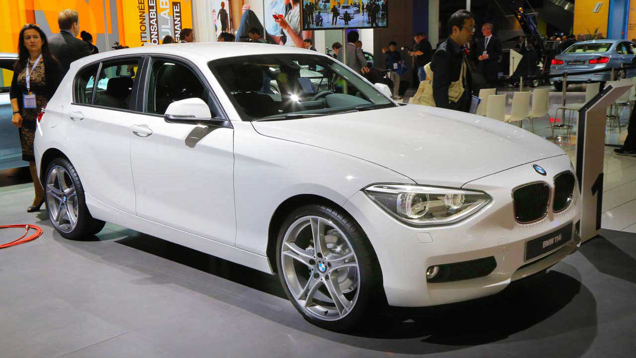 BMW Series D Technical Specifications Interior And - Bmw 1 series 2014