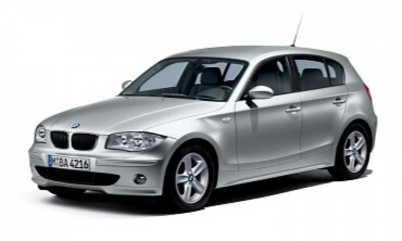 BMW 1 series 120i 2006 photo - 11