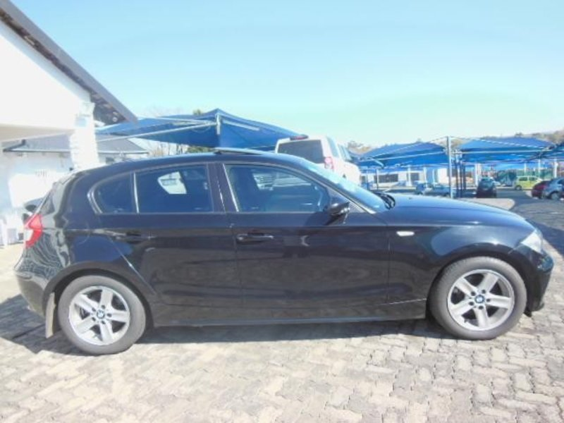 BMW 1 series 120i 2006 photo - 3